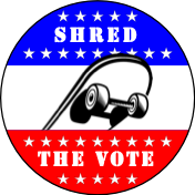 Shred the Vote!
